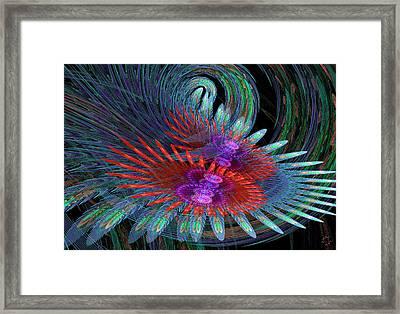 780 Framed Print