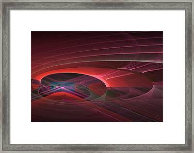 781 Framed Print by Lar Matre