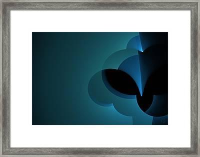 789 Framed Print by Lar Matre