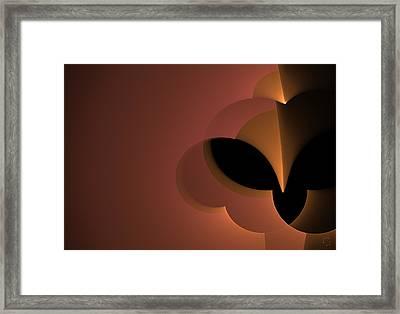 790 Framed Print by Lar Matre