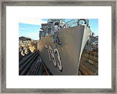 793 Framed Print by Bruce Carpenter