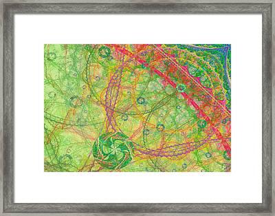 796 Framed Print by Lar Matre