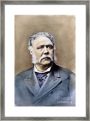 Chester Alan Arthur Framed Print