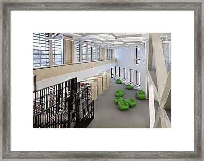 Healthcare College Health Care Framed Print