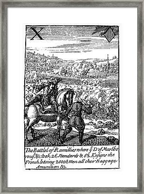 John Churchill (1650-1722) Framed Print