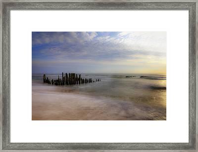 Sylt Framed Print