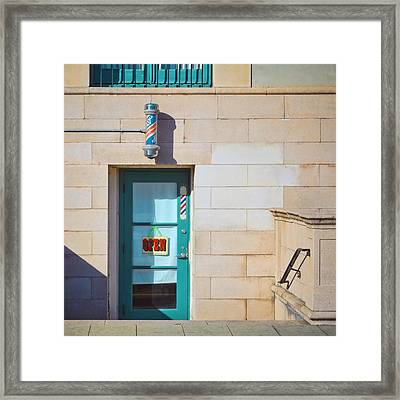 Untitled Framed Print by Mel Curtis