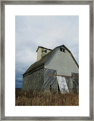 80 West Framed Print by Todd Sherlock