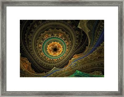 801 Framed Print by Lar Matre
