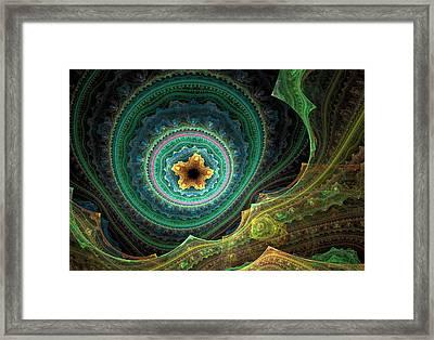 803 Framed Print by Lar Matre