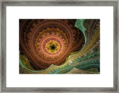 805 Framed Print by Lar Matre
