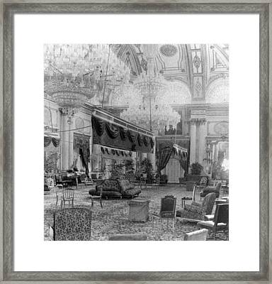 Untitled Framed Print by Everett
