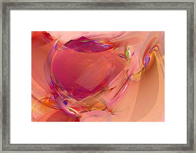 810 Framed Print by Lar Matre