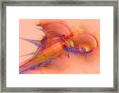 812 Framed Print by Lar Matre