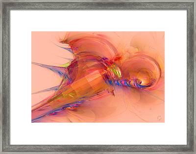 812 Framed Print by Lar Matre