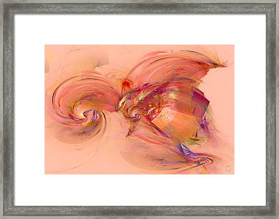 813 Framed Print by Lar Matre