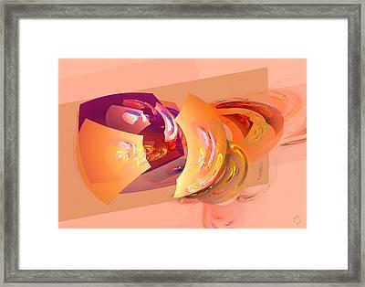 815 Framed Print by Lar Matre