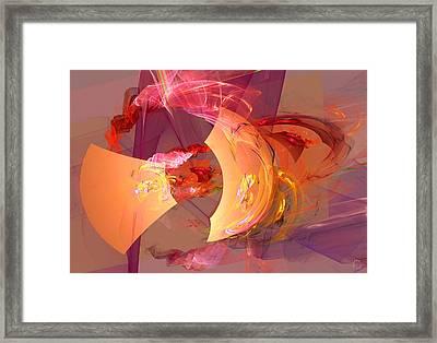 816 Framed Print by Lar Matre