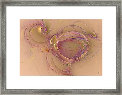 827 Framed Print by Lar Matre
