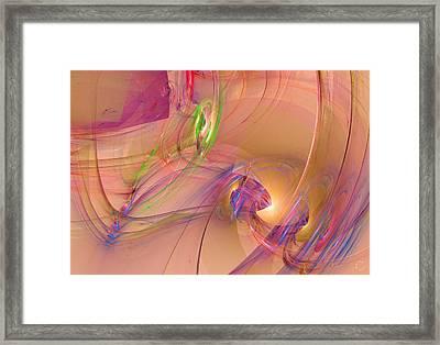 829 Framed Print by Lar Matre