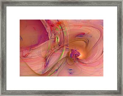 830 Framed Print by Lar Matre