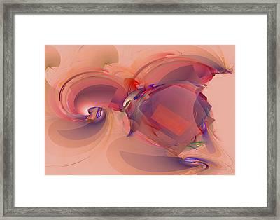 831 Framed Print by Lar Matre