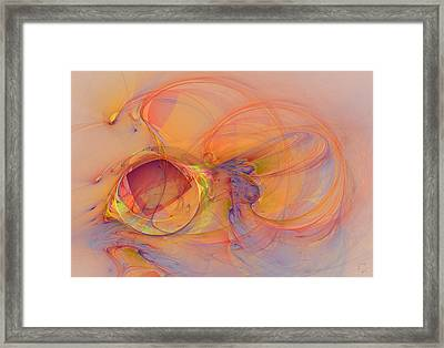 848 Framed Print by Lar Matre