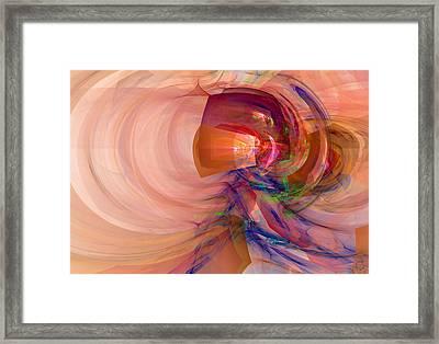 850 Framed Print by Lar Matre