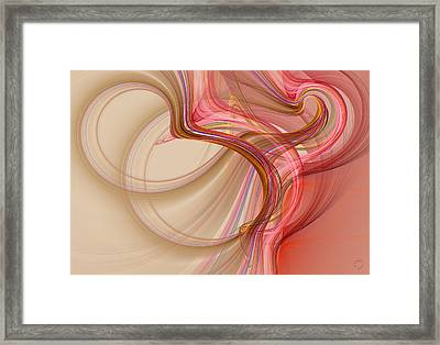 868 Framed Print by Lar Matre