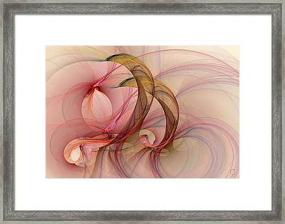 882 Framed Print by Lar Matre