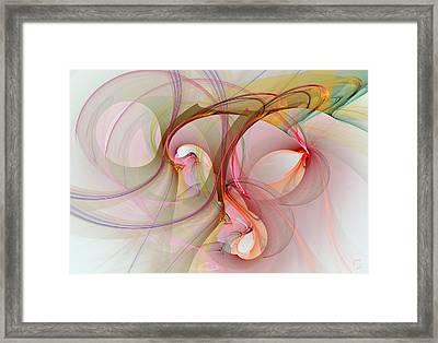 889 Framed Print by Lar Matre