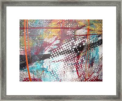 8ghty6subcutii Framed Print