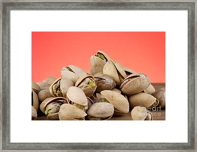 Pistachios  Framed Print by Blink Images