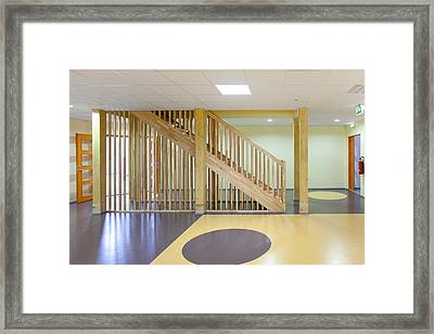 Viimsi Kindergarten In Estonia. A New Framed Print by Jaak Nilson