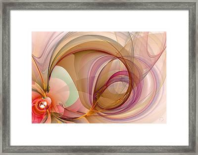 902 Framed Print