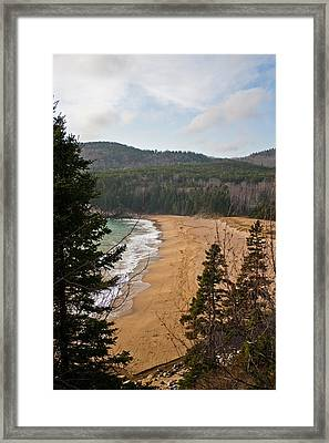 A Beautiful Place Framed Print