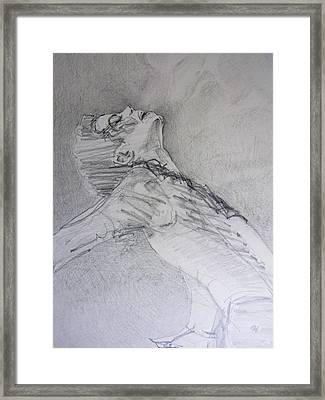 A Breath Framed Print