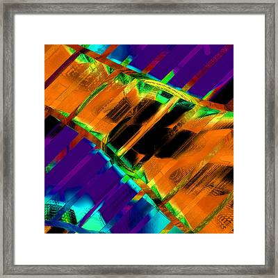 A Bridge Over Troubled Waters Framed Print