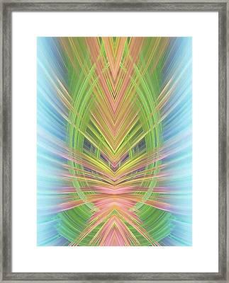 A Clean Surprise Framed Print