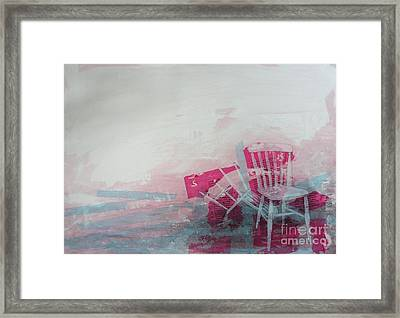 A Crime Of Passion Framed Print by Paul OBrien