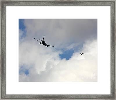 Framed Print featuring the photograph A Dream by Alex Esguerra