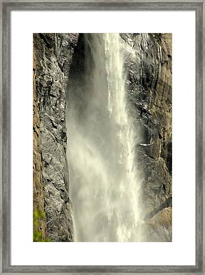 A Force Of Nature Framed Print by Lynn Bauer