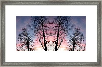 A Gift Framed Print by Amy Sorrell