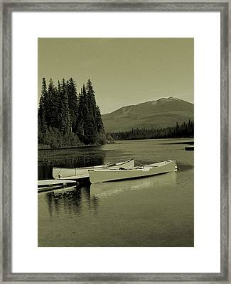A Good Old Fashioned Holiday Framed Print by Andrea Arnold