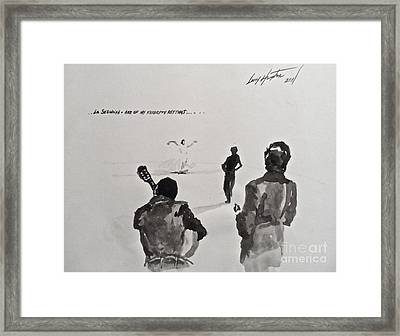 A Gypsy's Life Framed Print