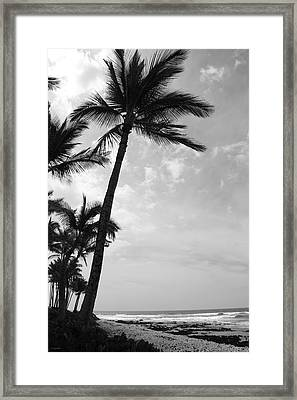 Framed Print featuring the photograph A Hui Hou - Until We Meet Again by Kerri Ligatich