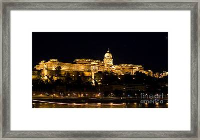 A King's Palace Framed Print by Syed Aqueel
