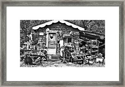 A Little Bit Of Everything Framed Print by Douglas Barnard