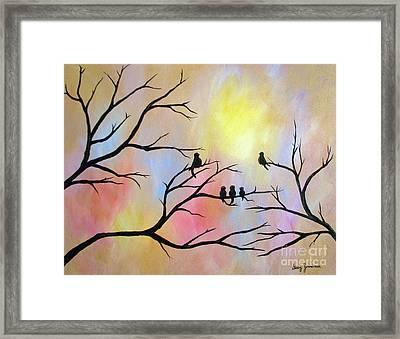 A Luminous Light Framed Print by Stacey Zimmerman
