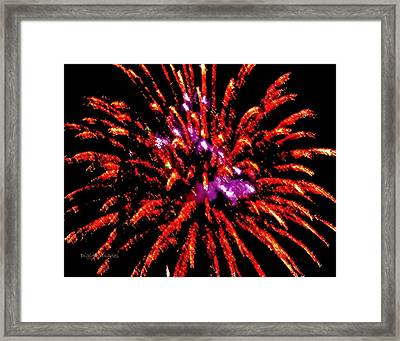 A Million Trails Framed Print by DigiArt Diaries by Vicky B Fuller